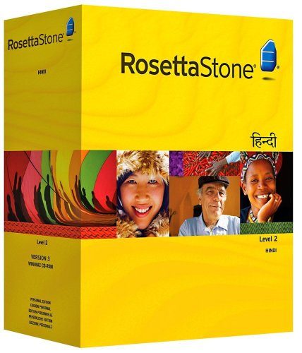 Rosetta Stone : Hindi Niveau 2 avec Audio Companion