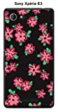 ONOZO T Ites Evening Flowers Case For Sony Xperia E3