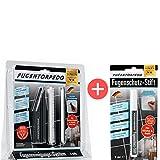 Fugentorpedo Starter Set inkl Stift