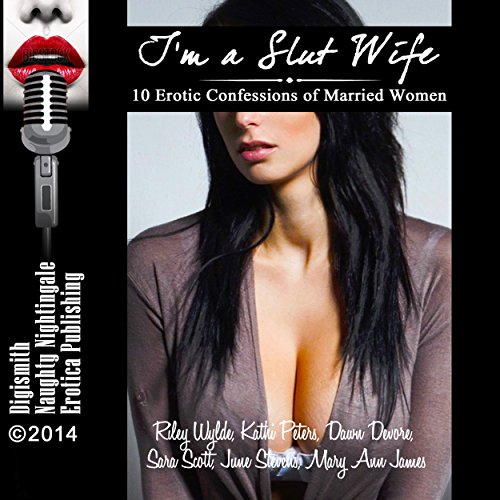 I'm a Slut Wife audiobook cover art
