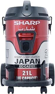 Pail Can Vacuum Cleaner 2100 Watt Sharp EC CA 2121 X item 5300 , 2725604186575