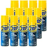 Zep Heavy-Duty Foaming Oven and Grill Cleaner 19 ounce ZUOVGR19 (cases of 12) Dissolves Grease On Contact