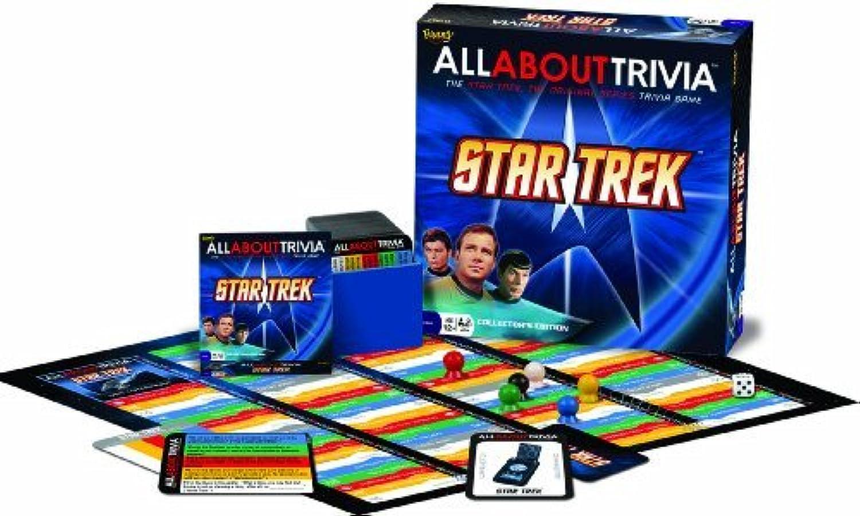 muchas concesiones Estrella Trek Trivia Trivia Trivia Juego by All About Trivia  oferta de tienda