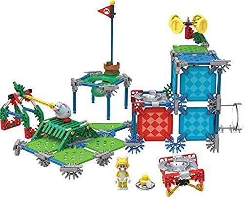 K'NEX Cat Mario Building Set by K'Nex