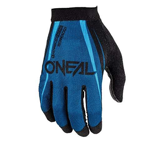 O'NEAL AMX MX DH FR Fahrrad Handschuhe lang Blocker schwarz/blau 2020 Oneal: Größe: S (8)