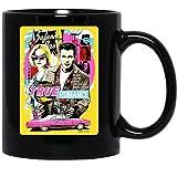 True Romance Tarantino film amour à point blanc gamme romantique chrétien drôle tasse à café pour femmes et hommes tasses à thé thé