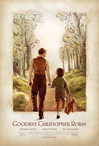 Poster Goodbye Christopher Robin Movie 70 X 45 cm
