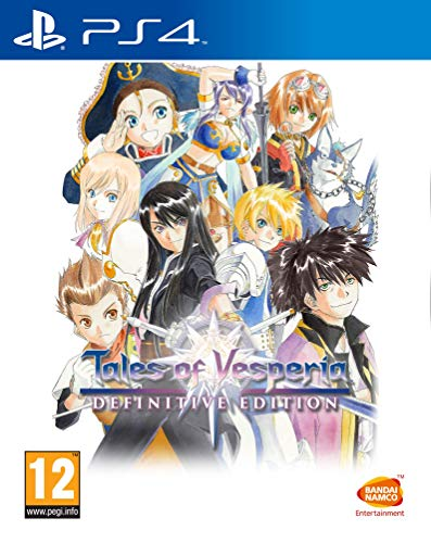Tales Of Vesperia: Definitive Edition PS4