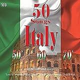 3 CD 50 Canzoni Italiane. Grandi Sucessi degli anni '50, '60, '70