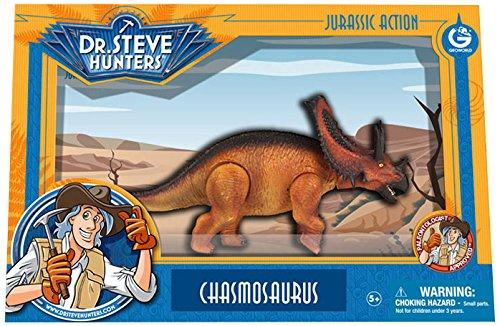 Dr. Steve Hunters cl1530 K – Jurassic Action, Chasmosaurus Medium