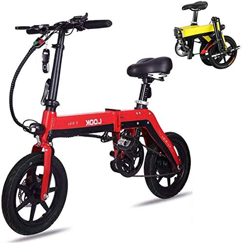 MQJ Ebikes Mini Bicicletas Eléctricas para Adultos 12