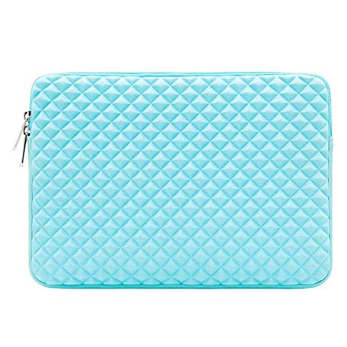 Nrpfell Laptop Bag Notebook Sleeve Case for Air Pro Retina 13 Inch Ultrabook Waterproof Tablet Protector Cover,Blue