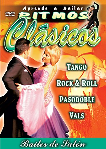 Aprende A Bailar Ritmos Clásicos - Bailes De Salón [DVD]
