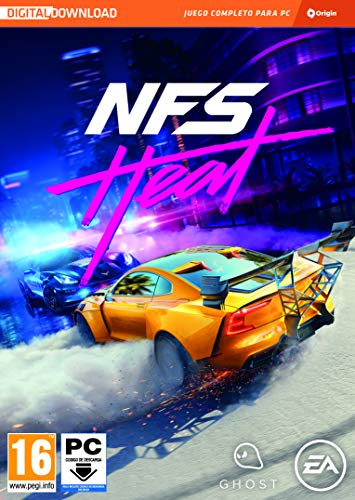 Need for Speed Heat - Standard [Pre-Load]  | PC Download - Origin Code