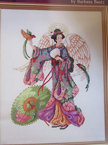 Japanese Angel (Cross Stitch Masterpiece Collection) #3724