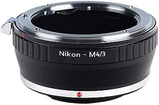 Mejor 4 3 Nikon de 2020 - Mejor valorados y revisados