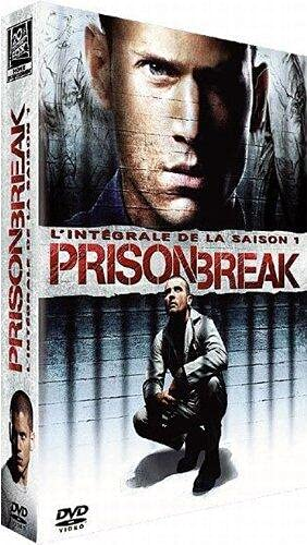 Prison Break-L'intégrale de la Saison 1