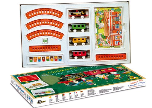 Pequetren 2001 - Treno Elettrico per Bambini - Giocattolo