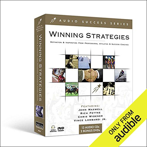 Winning Strategies of High Achievers audiobook cover art