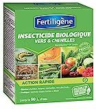 Fertiligène Insecticide Biologique vers et Chenilles, 600m²