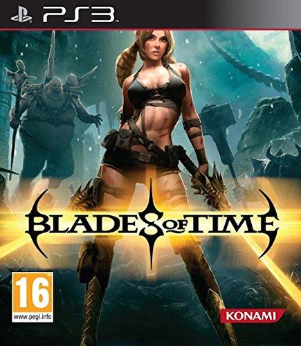 Konami Blades of Time, PS3