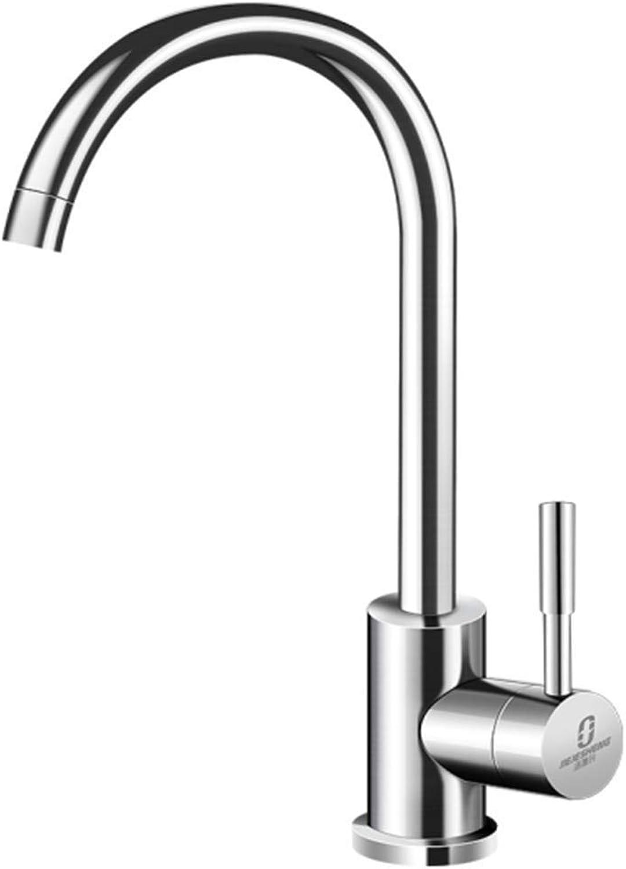 Wasserhahn Küchenarmatur Tapstainless Steelkitchen Wasserhahn Prokitchen Wasserhahn Hei Und Kalt 304 Edelstahlspülbecken Sink Sink Basin Wasserhahn