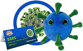 GIANTmicrobes SARS Plush