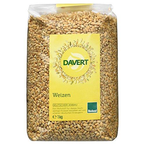 Davert Bio Weizen, 1 kg