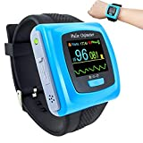 CONTEC CMS50F Wrist watch pulse oximeter heart rate monitor with software USB cable SPO2 Probe