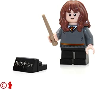 LEGO 2018 Harry Potter Minifigure - Hermione (Gryffindor Sweater, with Wand) 75954