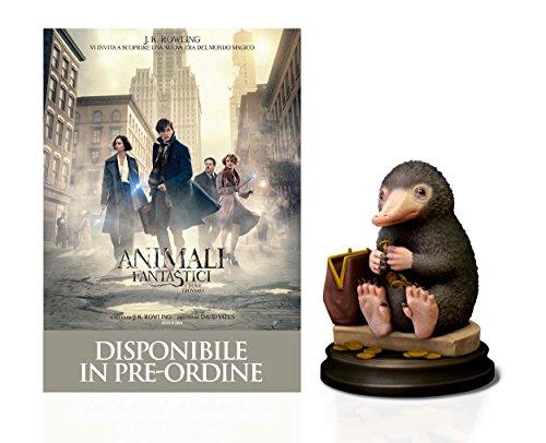 Animali Fantastici e Dove Trovarli (Blu-Ray con Statua Snaso) (Esclusiva Amazon) [Italia] [Blu-ray]