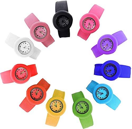 Dizie Armbanduhr, digital, Quarz, Silikon, Sportarmband, Jungen, Mädchen, Unisex