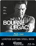 Jason Bourne: L'héritage - Limited Edition Steelbook [Blu-ray + DVD]
