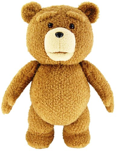 Ted 24' Plush with Sound, 12 Phrases