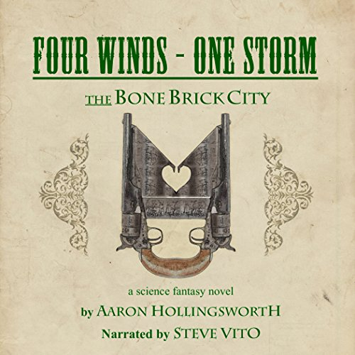 Four Winds-One Storm audiobook cover art