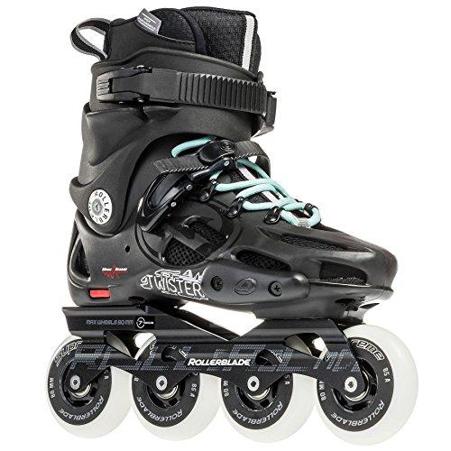 Rollerblade Twister 80 2017 Urban Twincam ILQ 7 Plus Bearings Inline Skates
