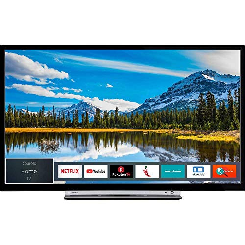 "Toshiba 32W3863DA 32"" HD Smart TV Wi-Fi Nero"
