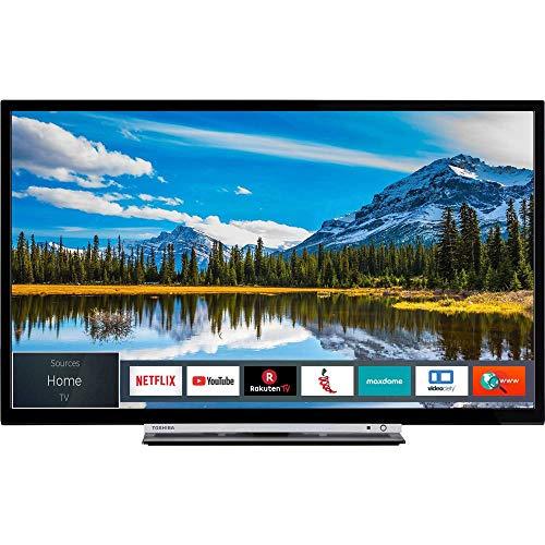 Toshiba 32W3863DA 32' HD Smart TV Wi-Fi Nero