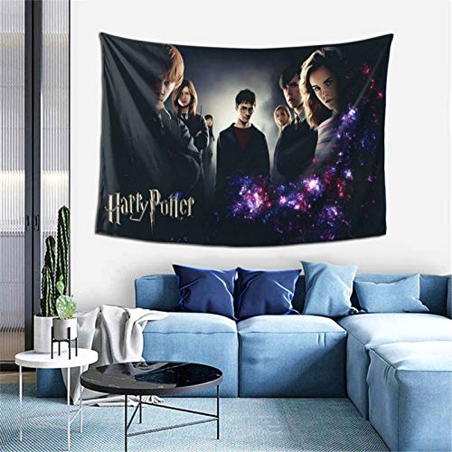Lindseycc Harry#Potter Tapestry Wall Hanging Home Sofa Cover Decoration Blanket for Living Room Porch