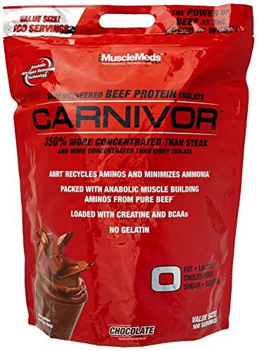 MuscleMeds Carnivor Chocolate 8lb