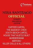 Nisa Santiago - OFFICIAL SERIES CHECKLIST - Reading Order & Guide for Cartier Cartel Series, The Baddest Chick Series, South Beach Cartel Series - All of Nisa's titles (English Edition)