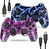 Burcica Wireless Controller for PS3 Playstation 3 Dual Shock,...
