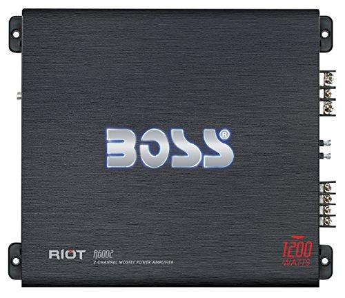 Boss Audio Systems R6002 1200 Watt Car Amplifier