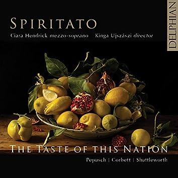 The Taste of This Nation: Pepsuch, Corbett, Shuttleworth