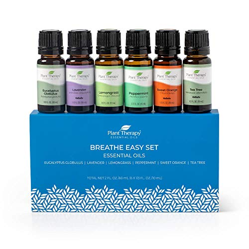 Plant Therapy Breathe Easy Essentia…