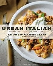Best urban italian andrew carmellini Reviews