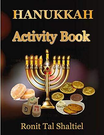 Hanukkah Activity Book