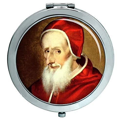 Papst Pius V Kompakter Spiegel