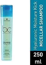 BC Bonacure BC BONACURE Hyaluronic Moisture Kick Micellar Shampoo, 8.4-Ounce