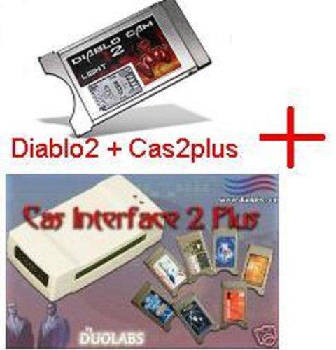 CAS-Interface 2 Plus + Diablo CAM 2 Professional